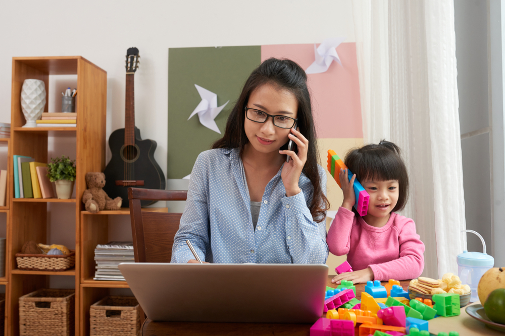 10 Essential Tips for Work from Home Parents